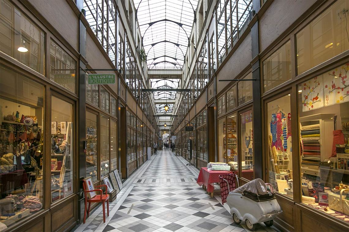 Квартира Paris Rue d'Aboukir 16