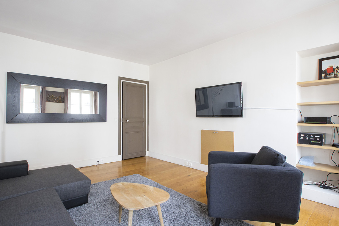 Apartment Paris Rue Cler 2