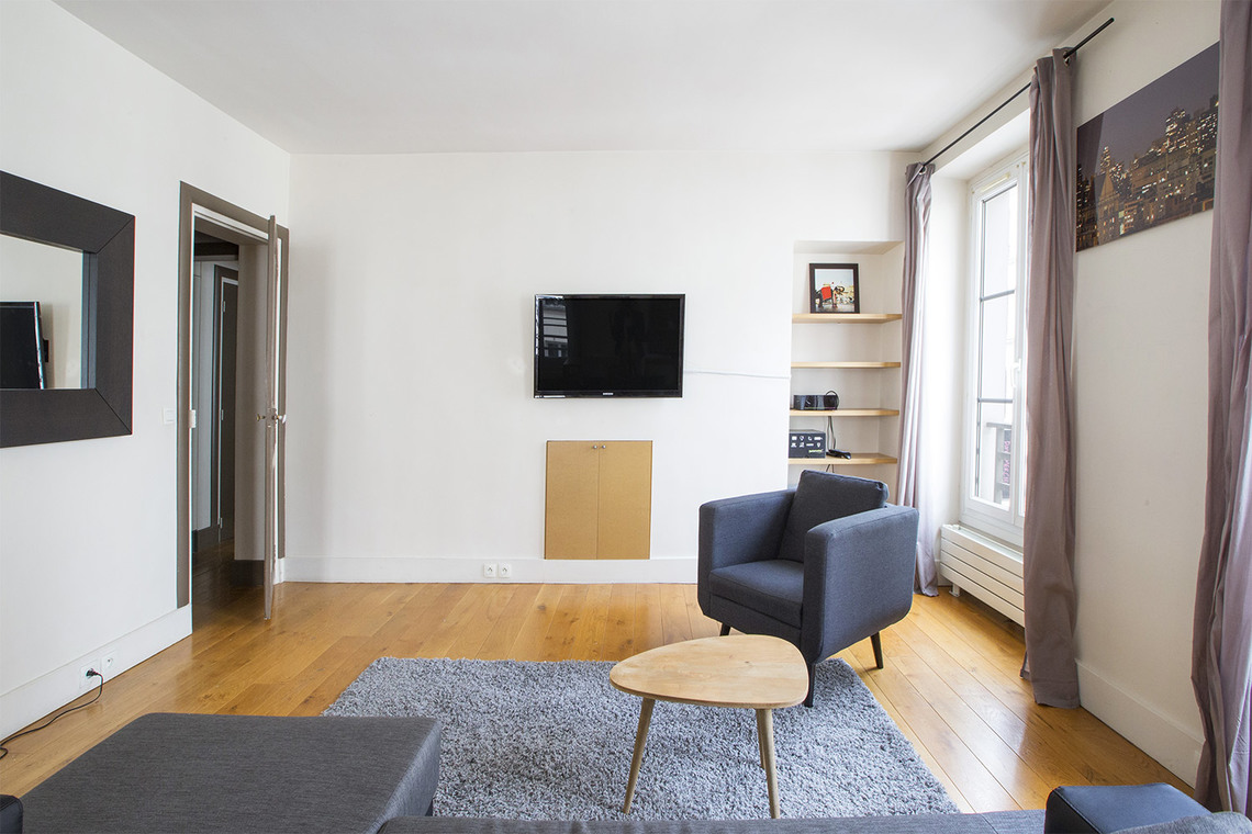 Apartment Paris Rue Cler 3