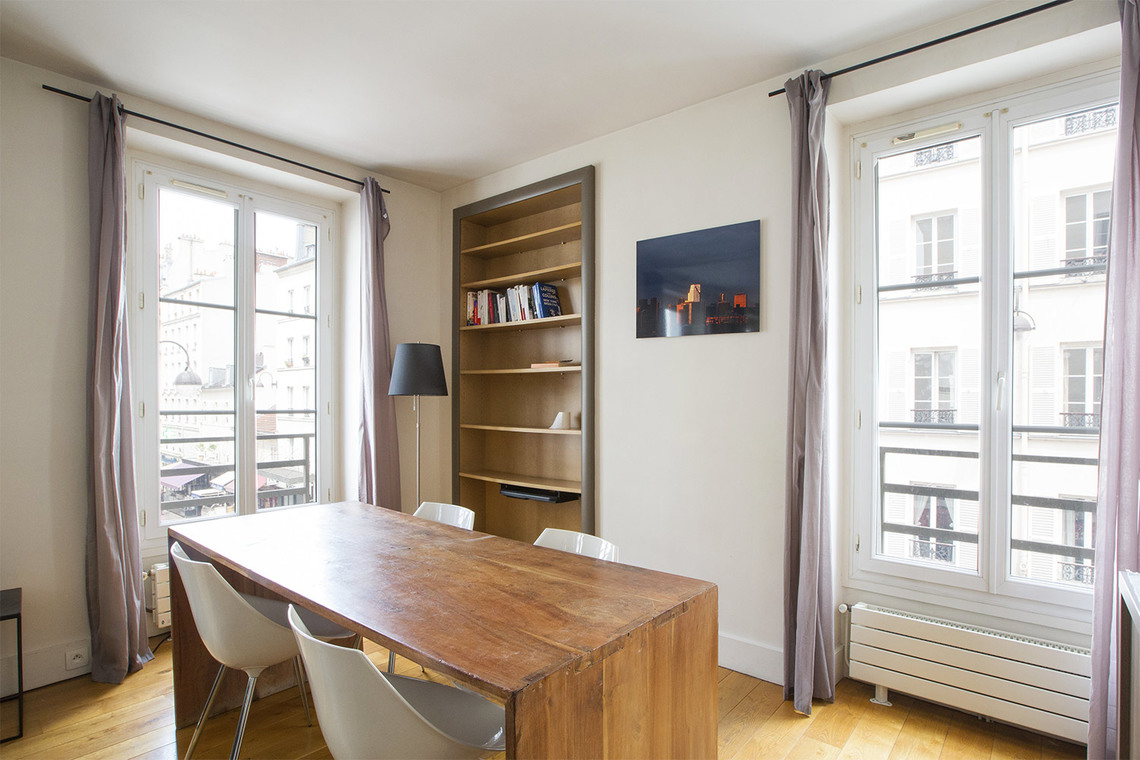 Apartment Paris Rue Cler 4