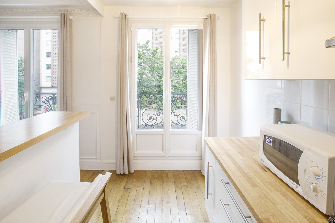 Appartement Paris Rue Cambronne 6