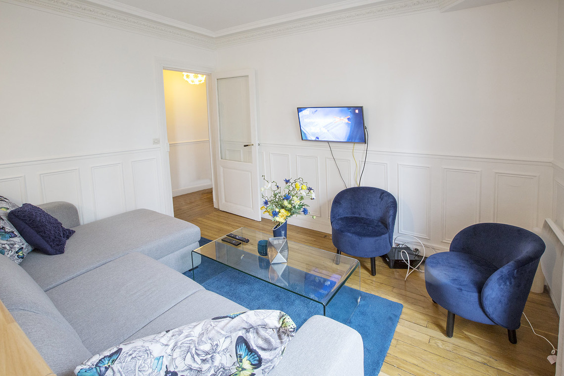 Appartement Paris Rue Cambronne 2