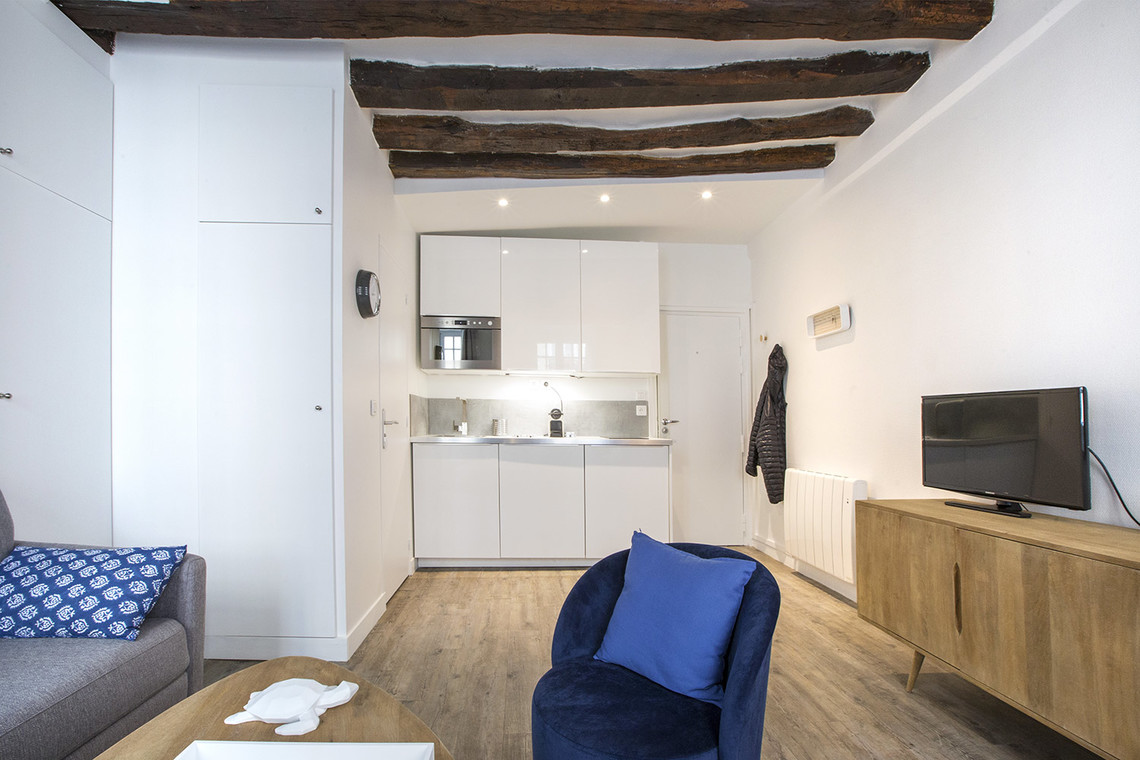 Apartment Paris Rue Mazarine 6