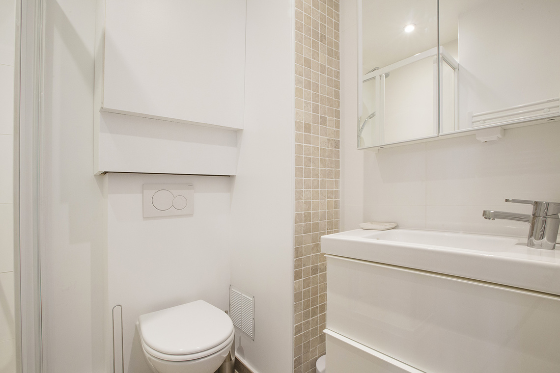 Apartment Paris Rue Mazarine 9