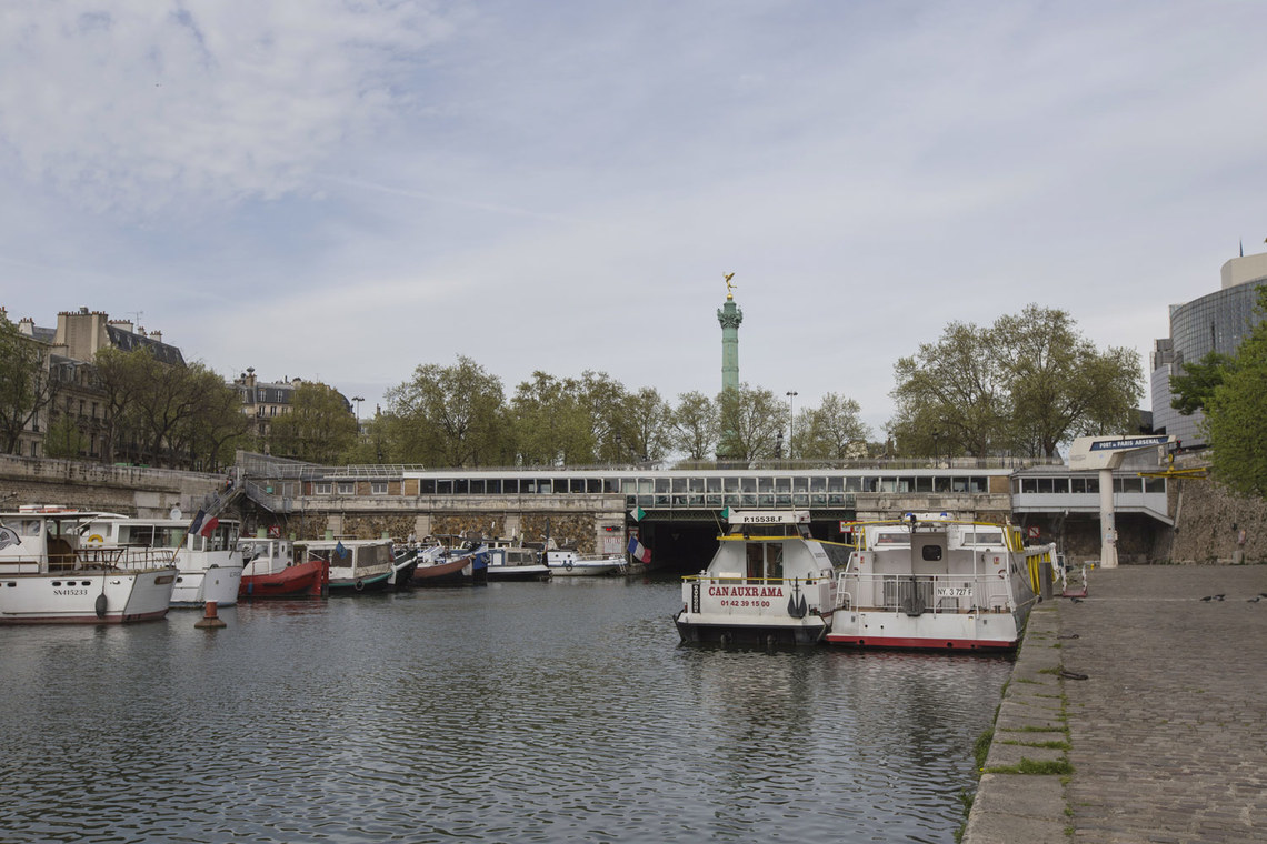 Apartment Paris Quai Henri IV 17
