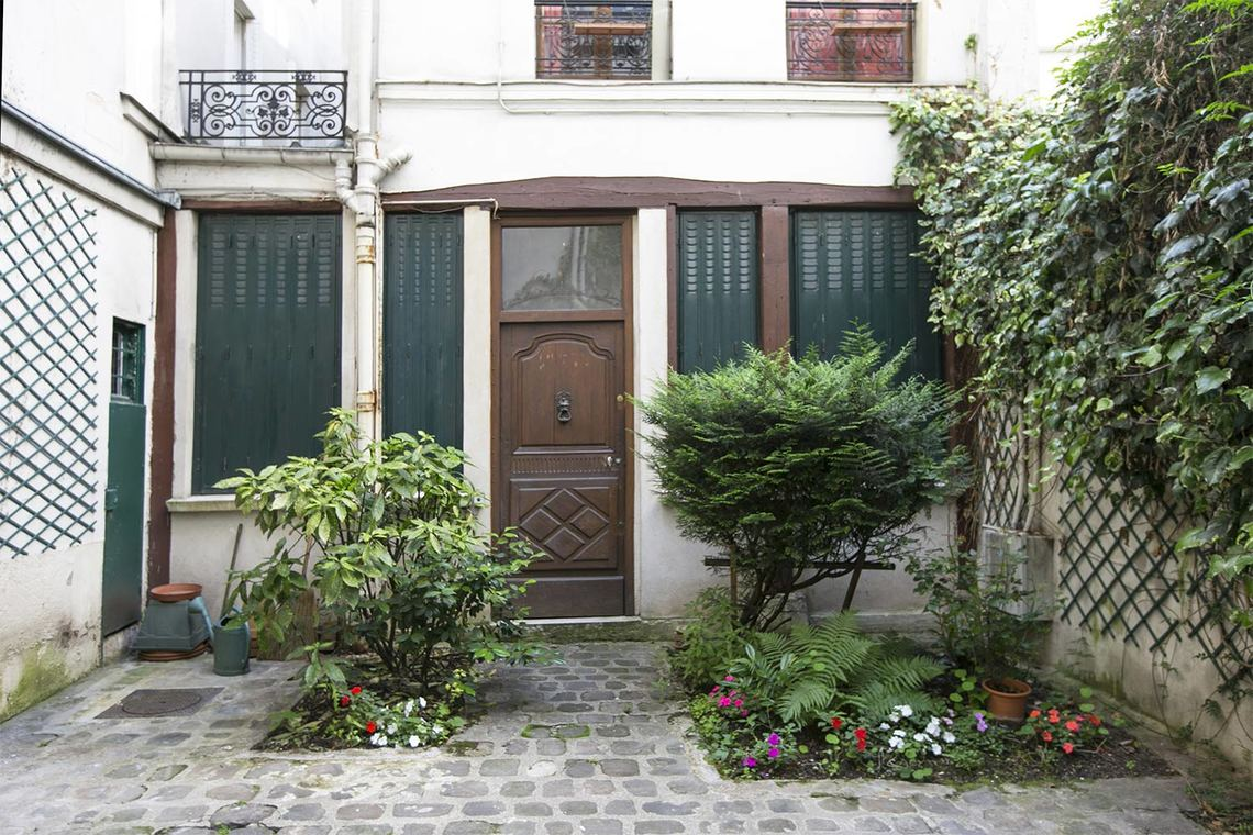 Appartement Paris Rue Charles V 11