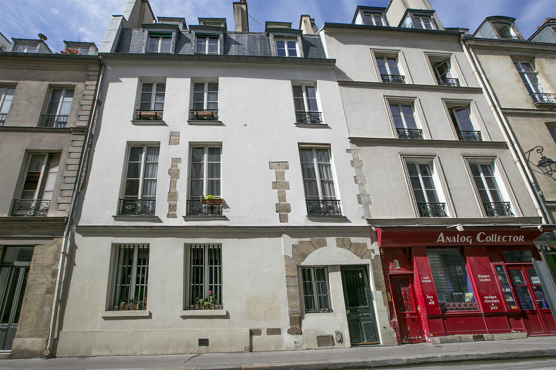 Appartement Paris Rue Charles V 12