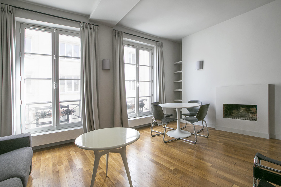 Appartement Paris Rue Charles V 4