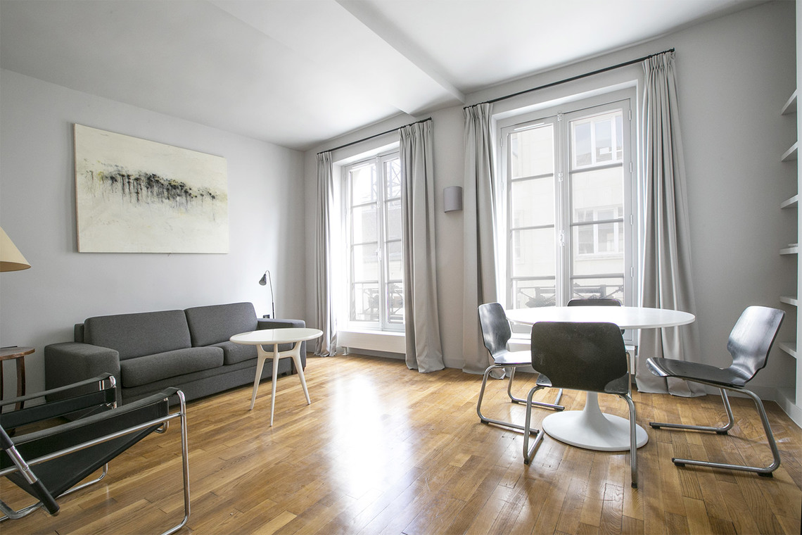 Appartement Paris Rue Charles V 5