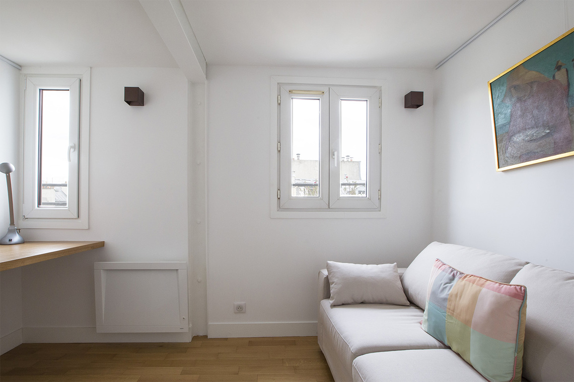 Appartement Paris Rue des Moulins 21