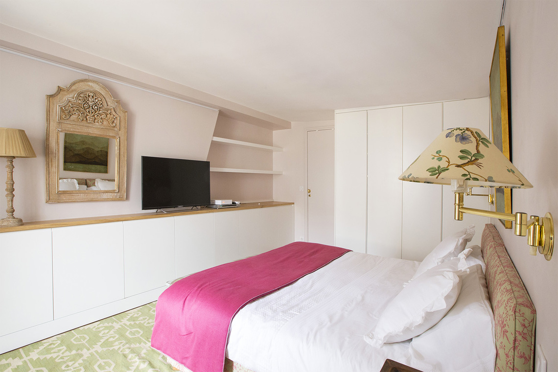Appartement Paris Rue des Moulins 11