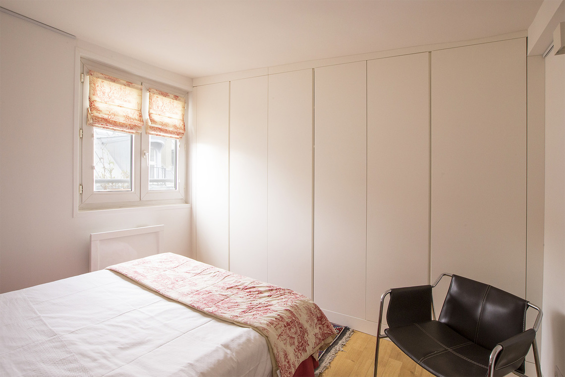 Appartement Paris Rue des Moulins 20