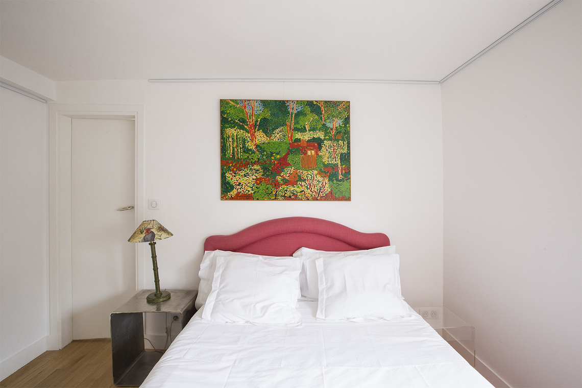 Appartement Paris Rue des Moulins 19