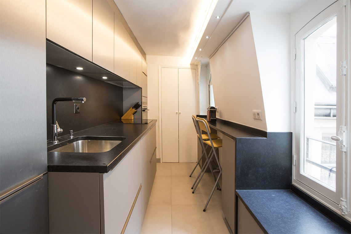 Appartement Paris Rue des Moulins 8