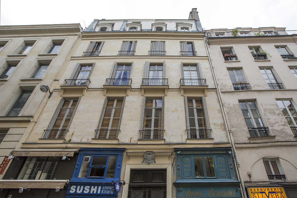 Appartement Paris Rue des Moulins 26