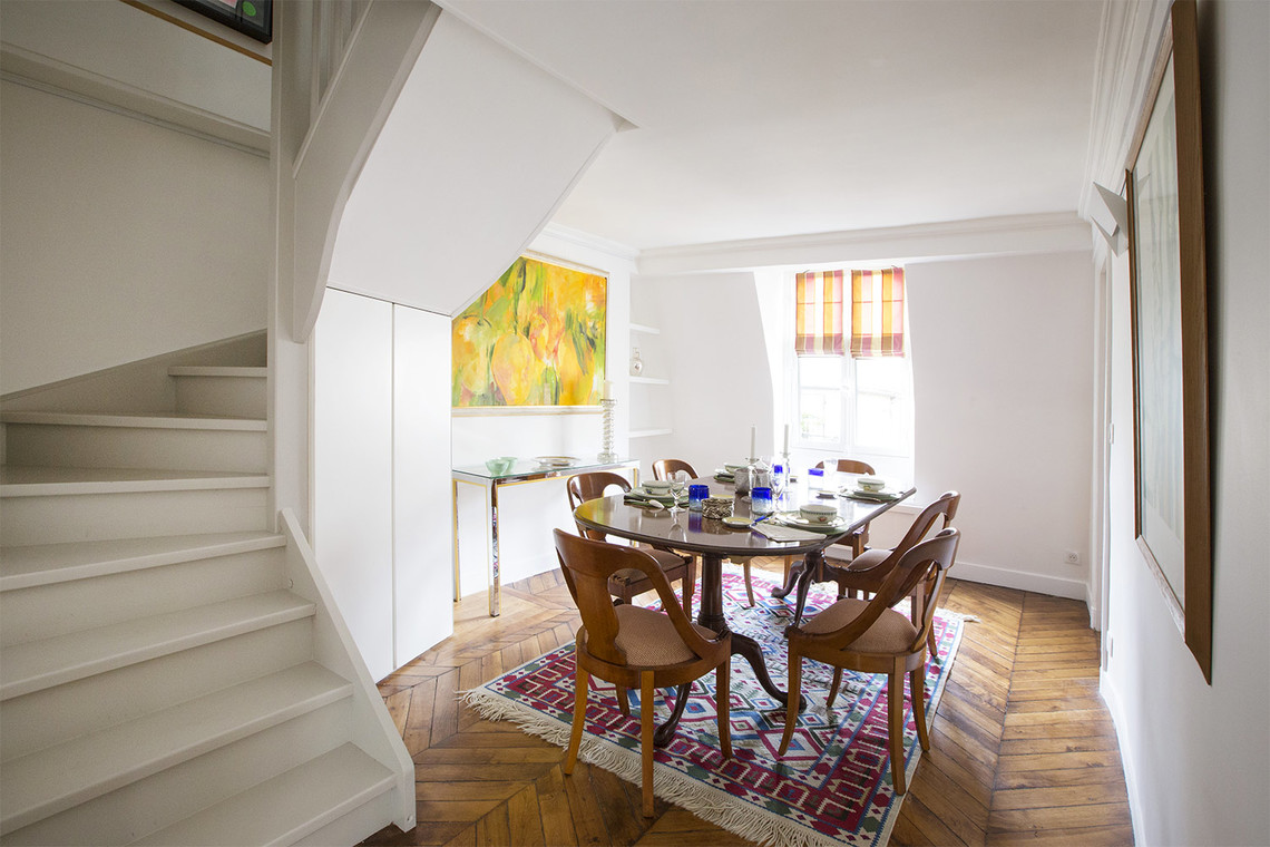 Appartement Paris Rue des Moulins 5