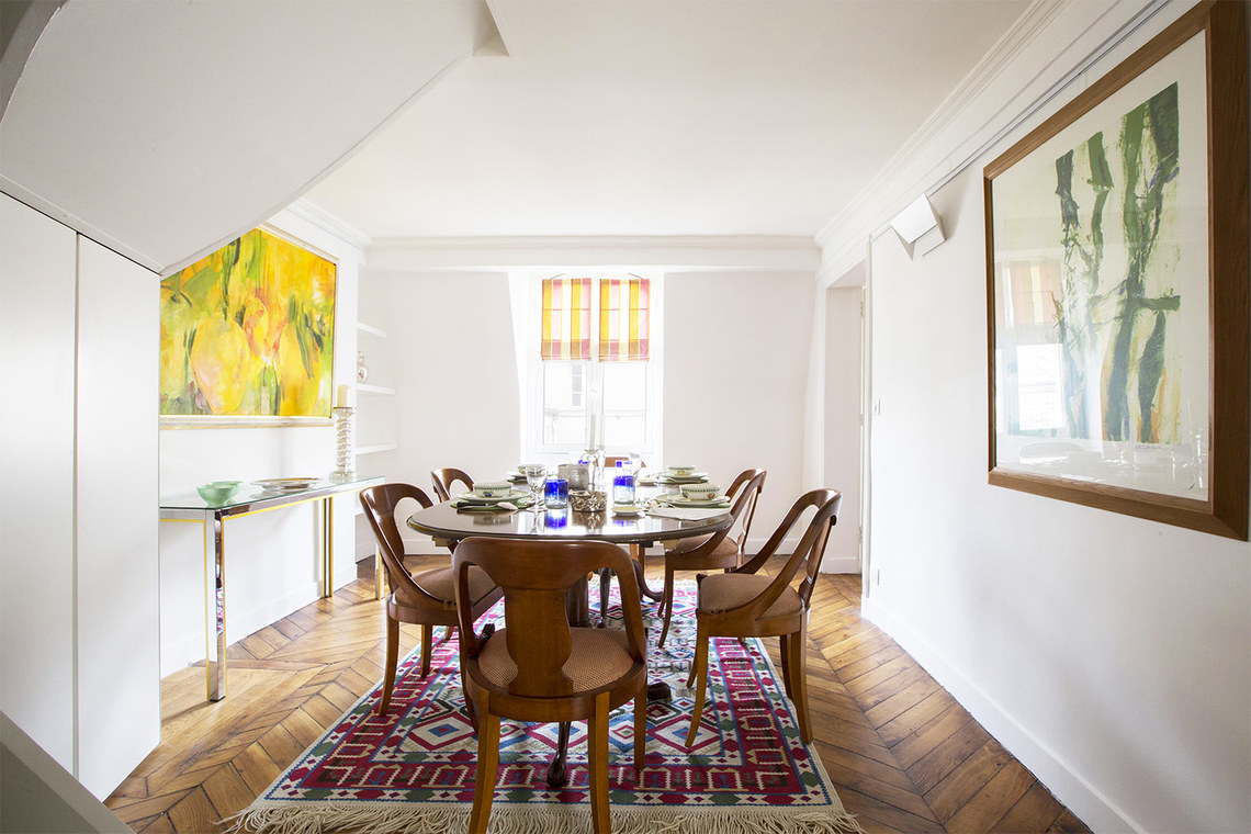 Appartement Paris Rue des Moulins 6