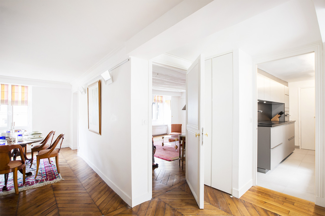 Appartement Paris Rue des Moulins 7