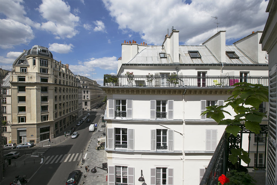 Apartment Paris Rue du Pélican 15
