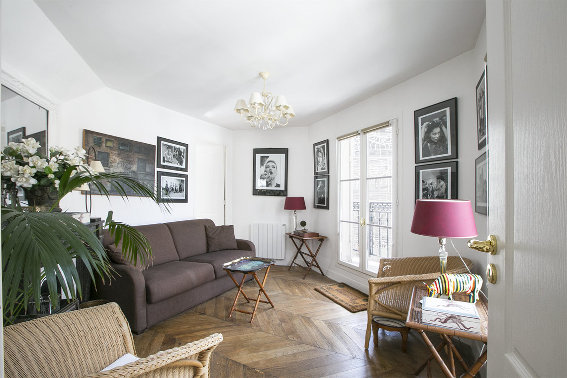 Furnished apartment for rent Paris Rue du Pélican