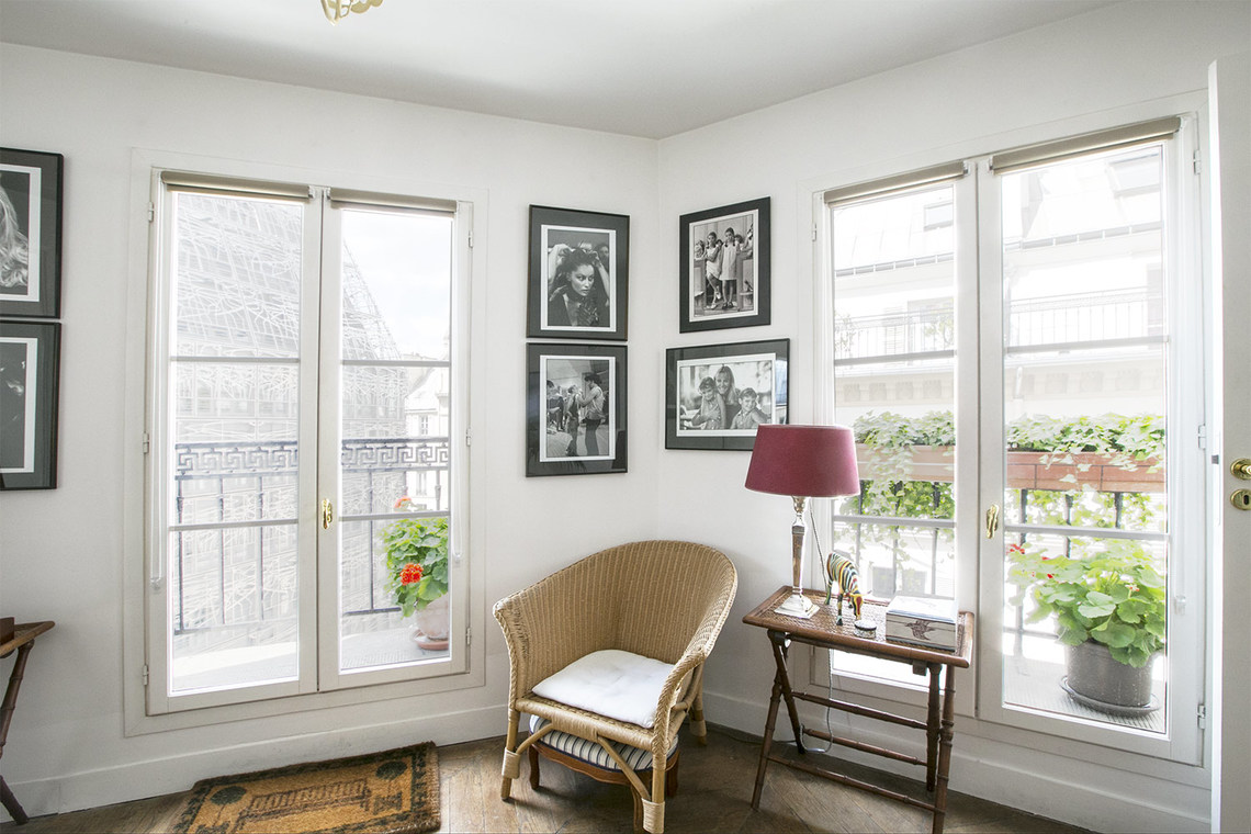 Apartment Paris Rue du Pélican 3