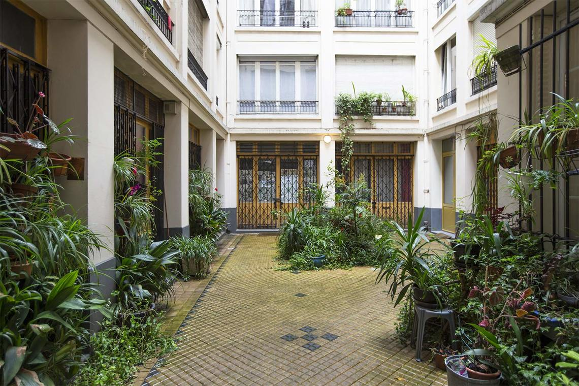 Appartement Paris Rue Pierre Picard 11
