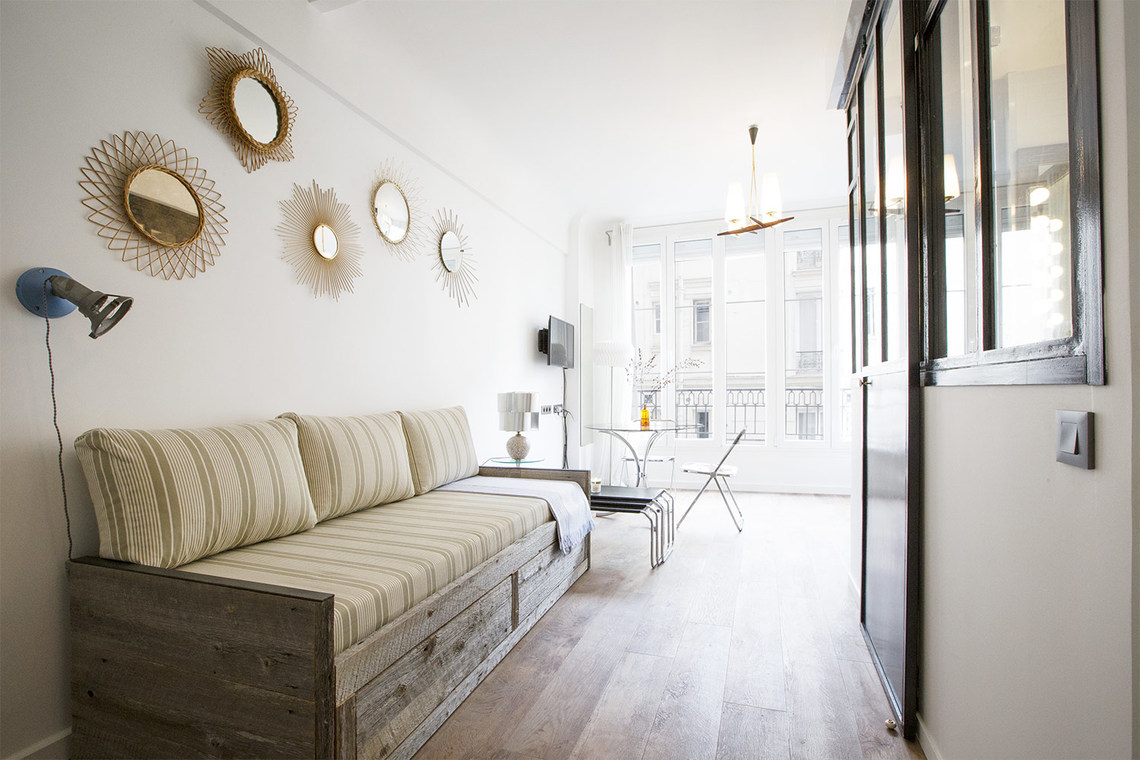 Appartement Paris Rue Pierre Picard 4
