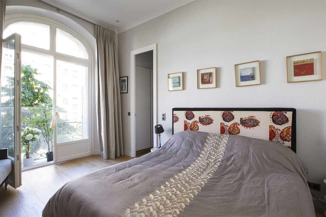 Apartment Paris Boulevard Flandrin 9