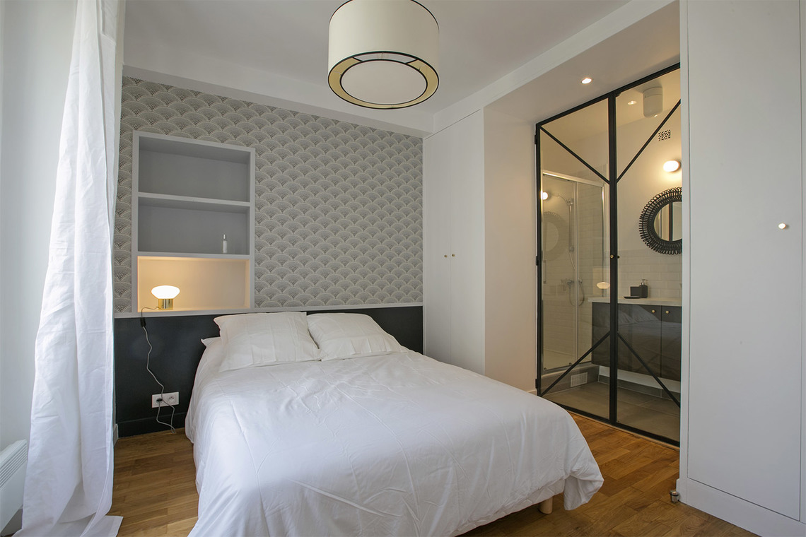 Квартира Paris Rue Malar 9