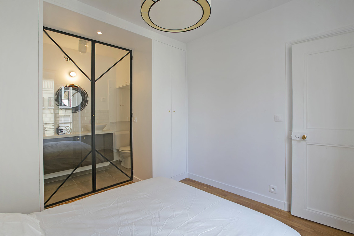 Квартира Paris Rue Malar 12
