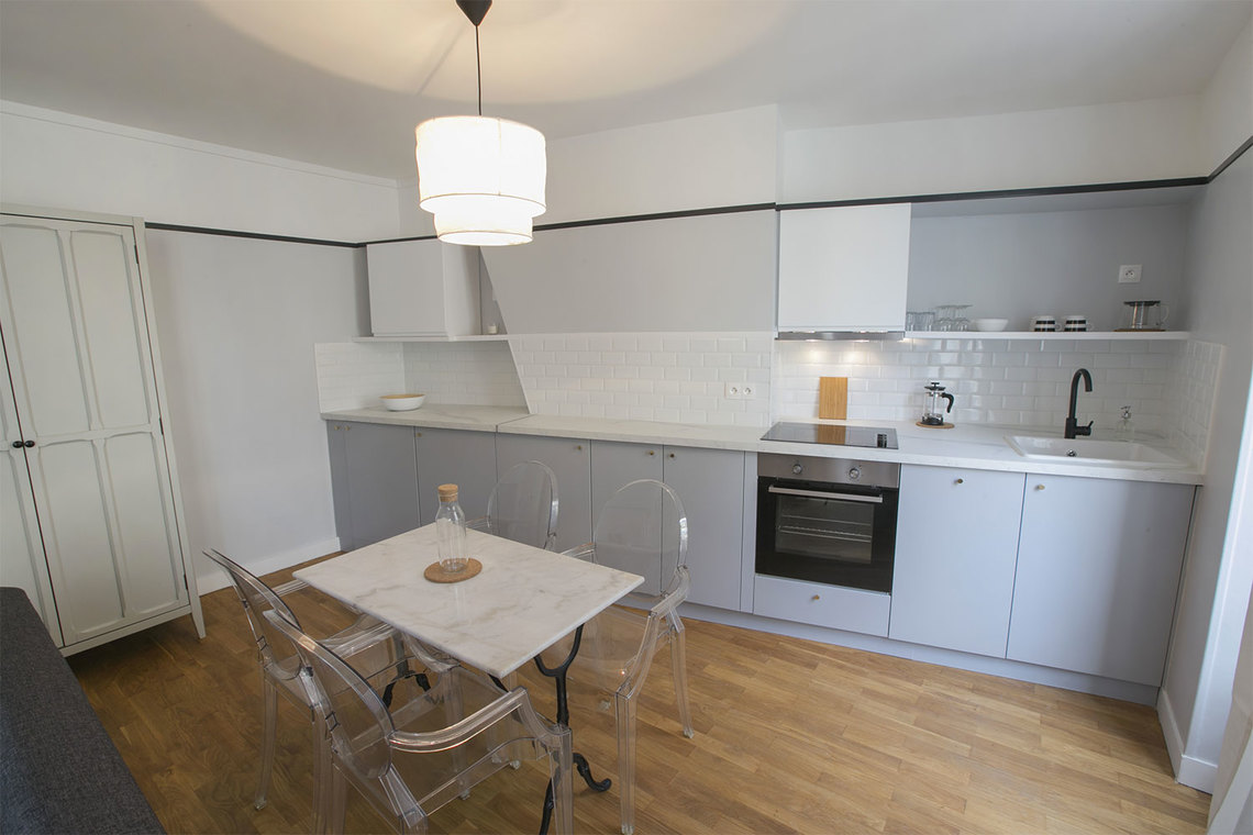 Квартира Paris Rue Malar 5