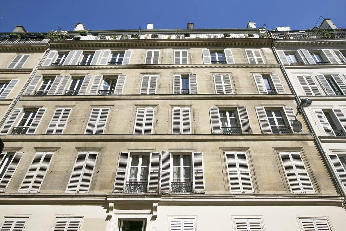 Квартира Paris Rue Paul Escudier 14