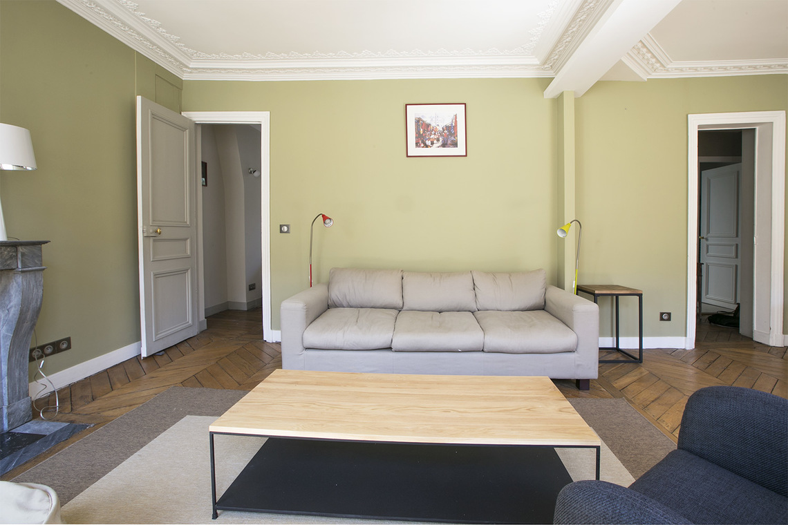 Paris Rue Paul Escudier Apartment for rent