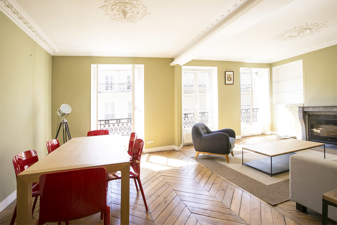 Квартира Paris Rue Paul Escudier 6