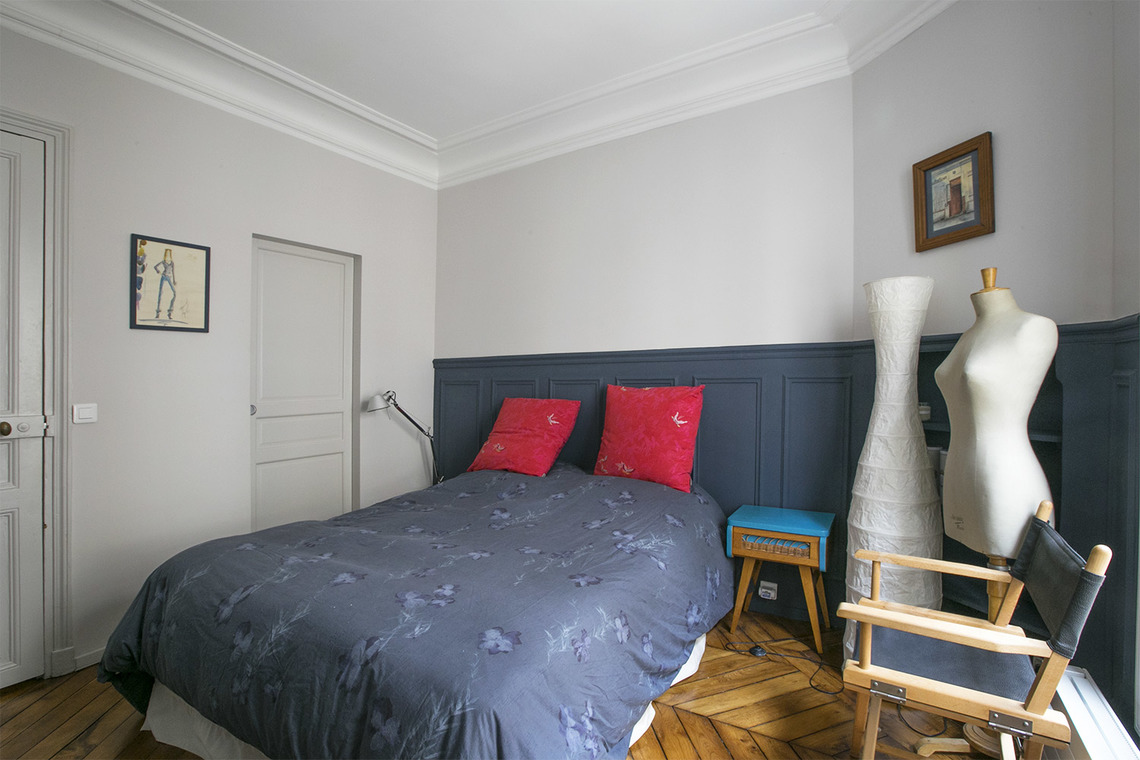 Квартира Paris Rue Rodier 10