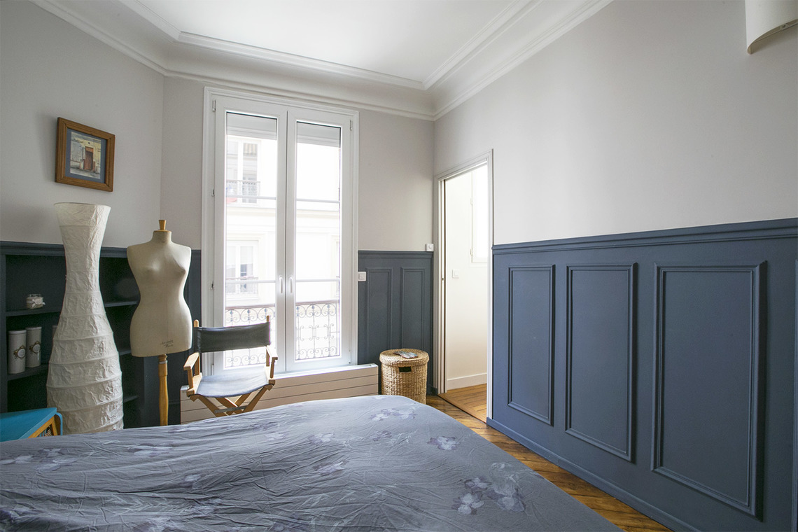 Квартира Paris Rue Rodier 12