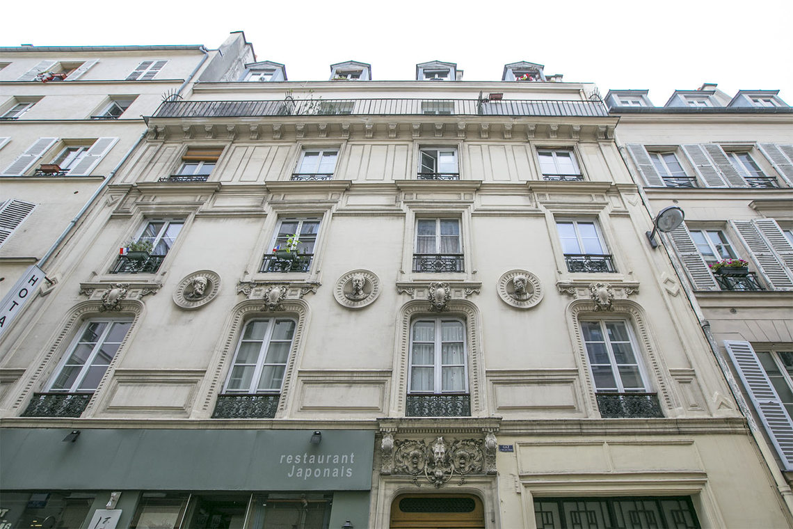 Квартира Paris Rue Rodier 14