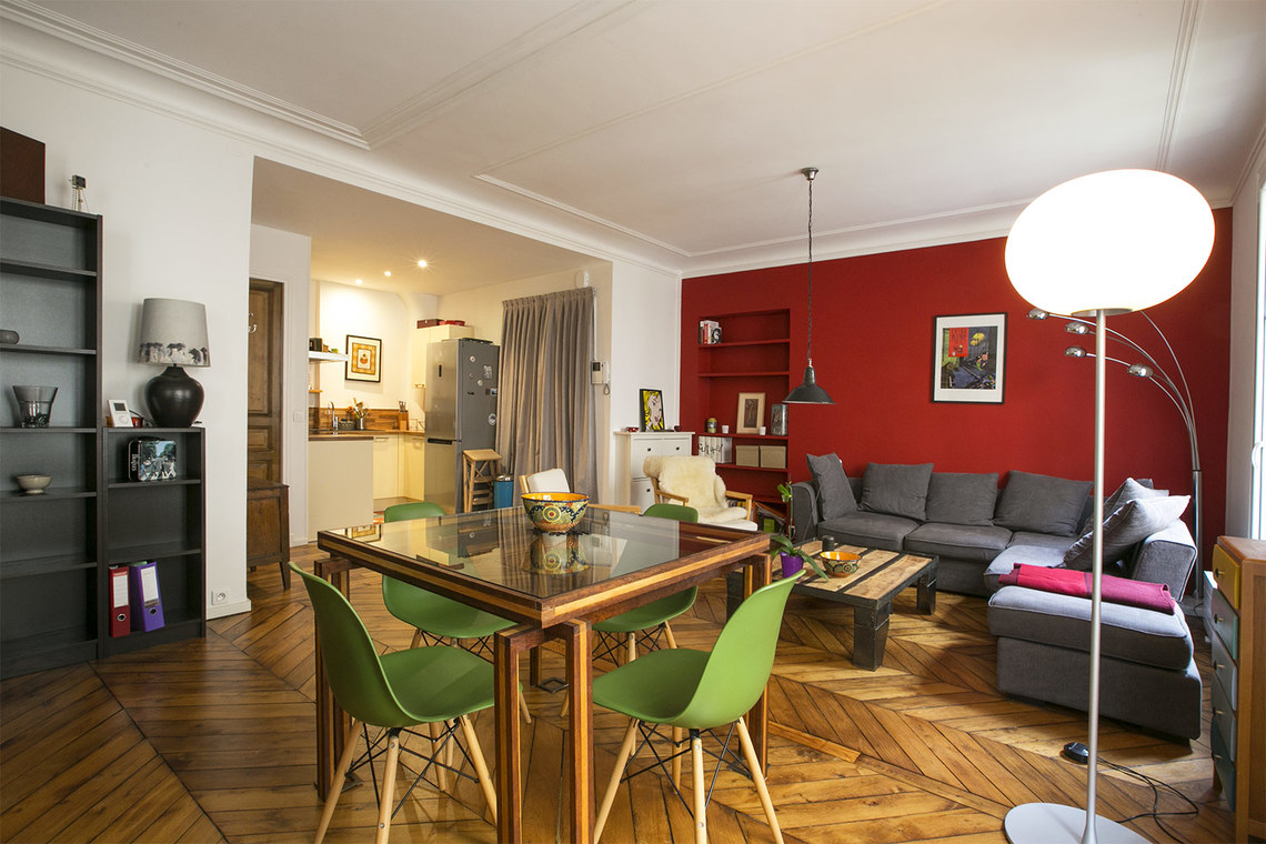 Квартира Paris Rue Rodier 6