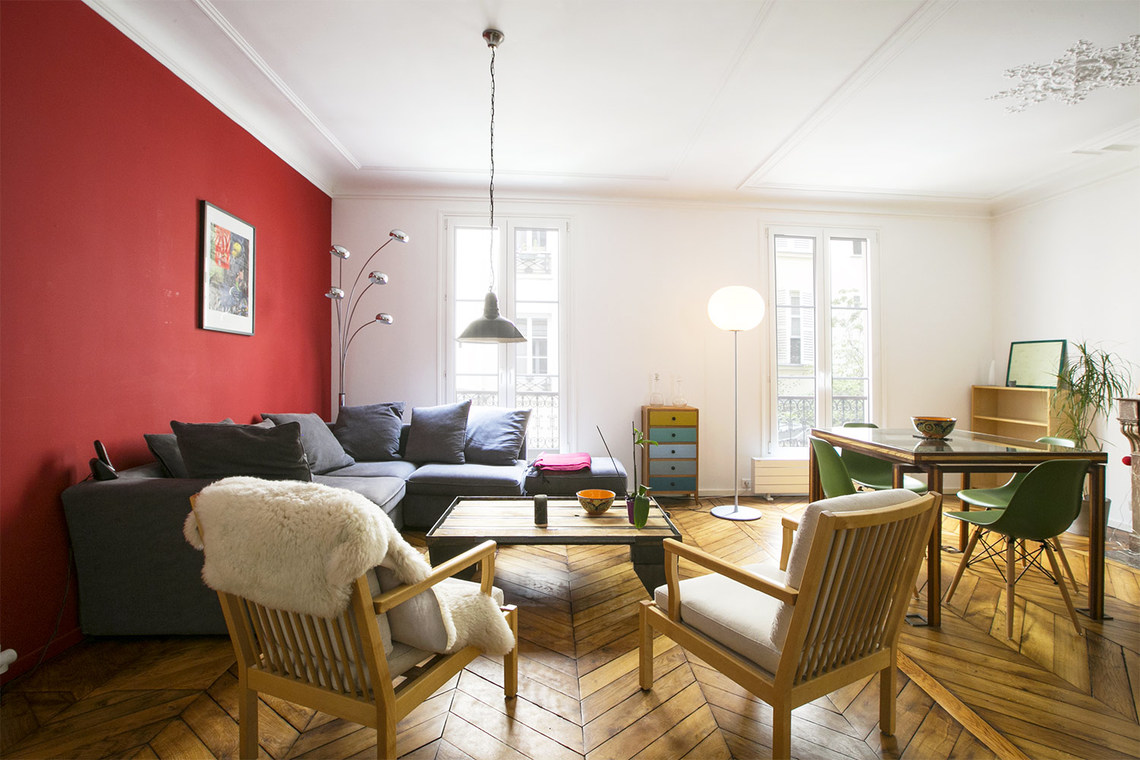 Квартира Paris Rue Rodier 3