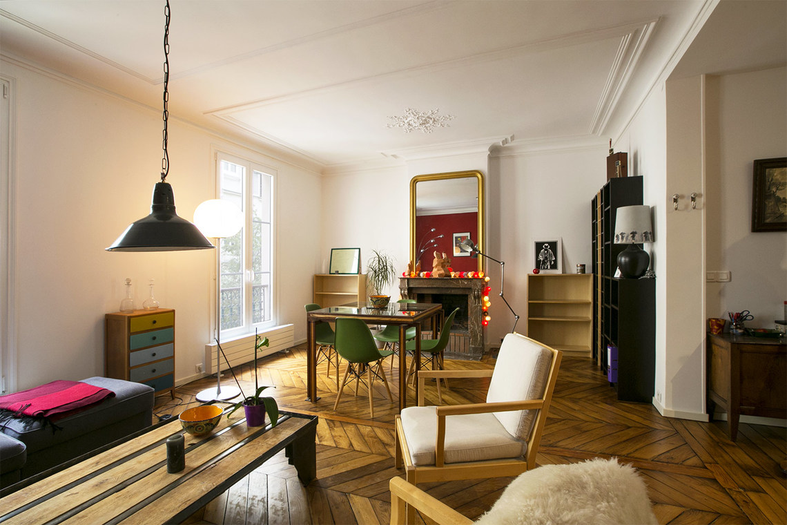 Квартира Paris Rue Rodier 2