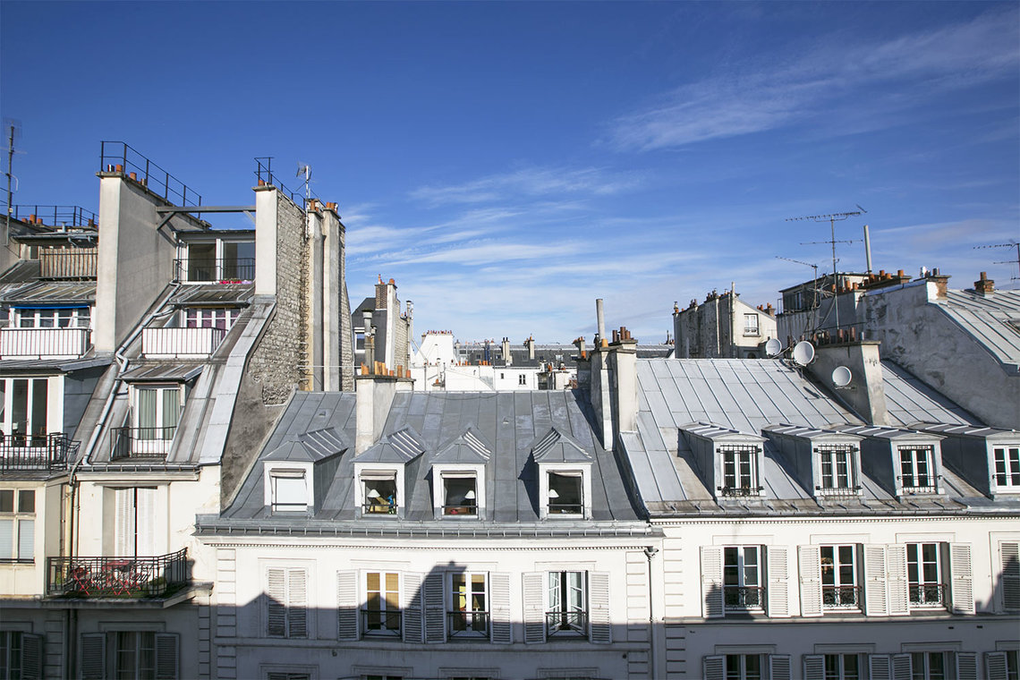 Apartment Paris Rue Saint Georges 12