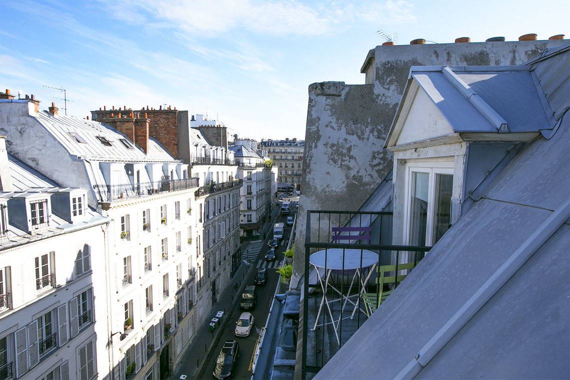 Apartment Paris Rue Saint Georges 11