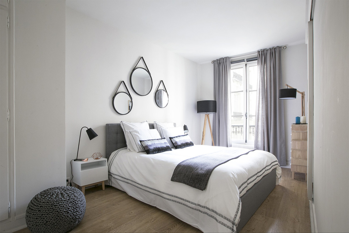 Appartamento Paris Rue Legendre  11