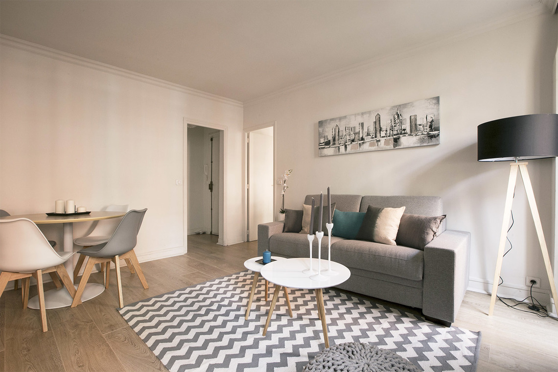 Appartamento Paris Rue Legendre  3