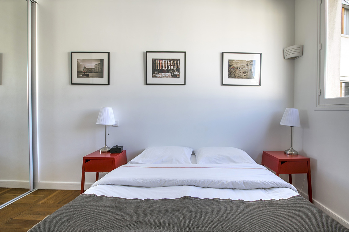 Apartamento Paris Rue Chanzy 10