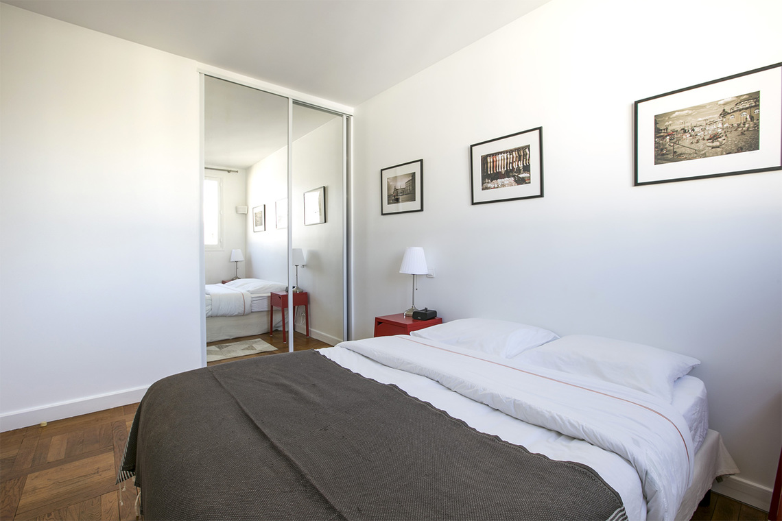 Apartamento Paris Rue Chanzy 11