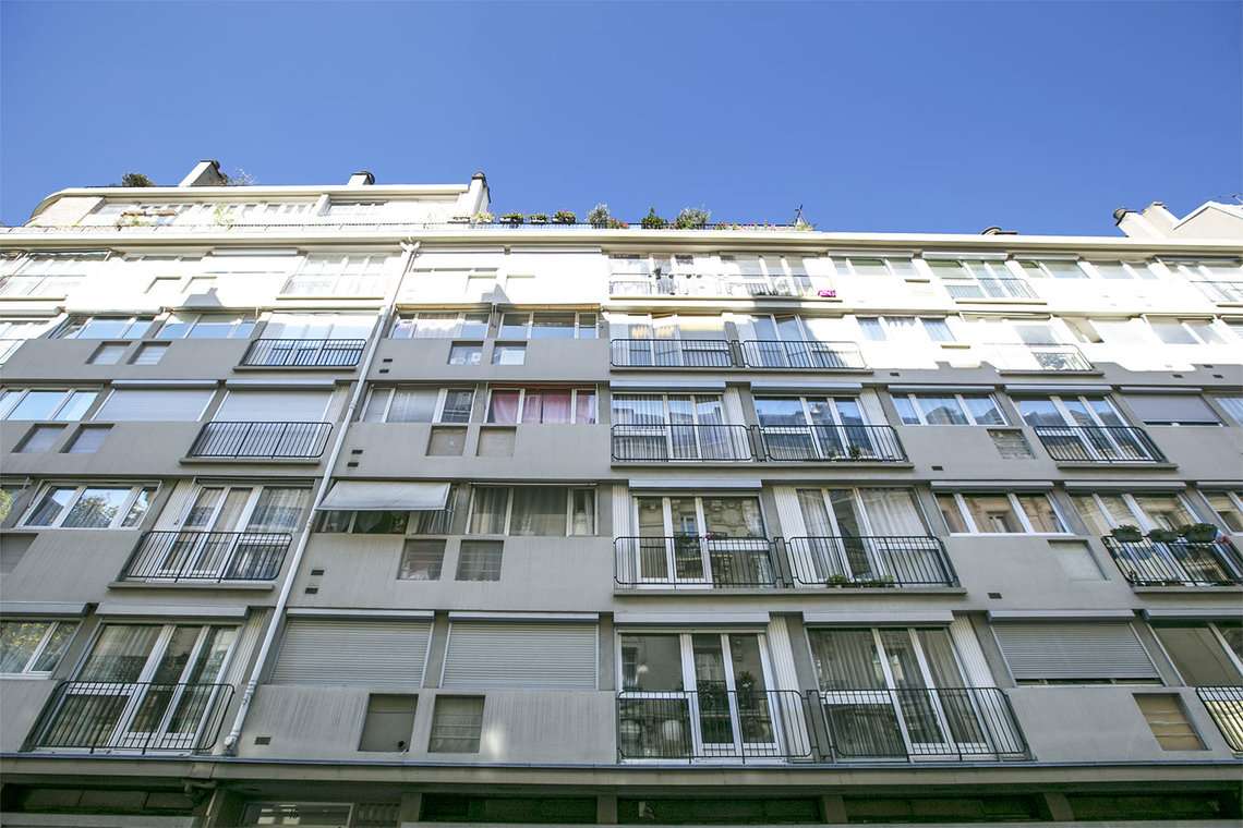 Apartamento Paris Rue Chanzy 20
