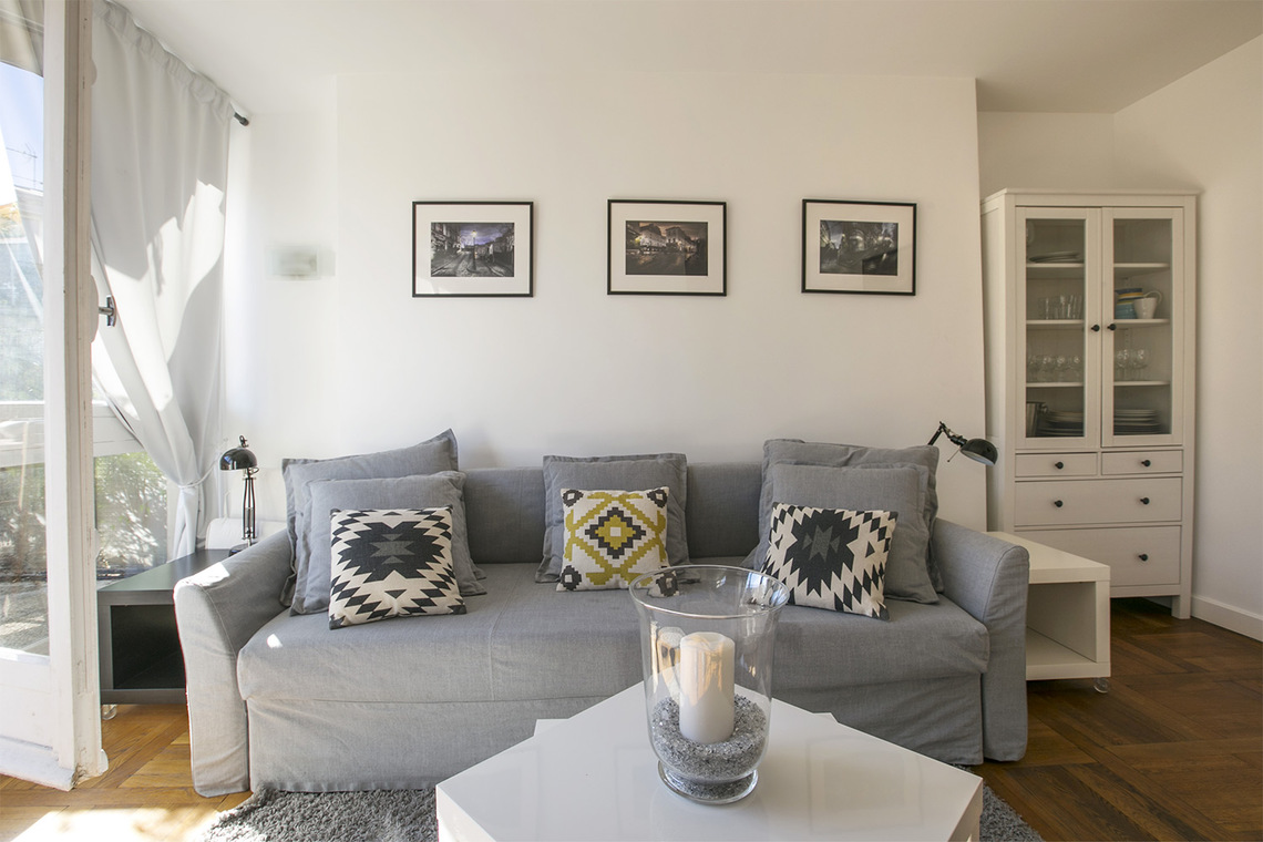 Apartamento Paris Rue Chanzy 2