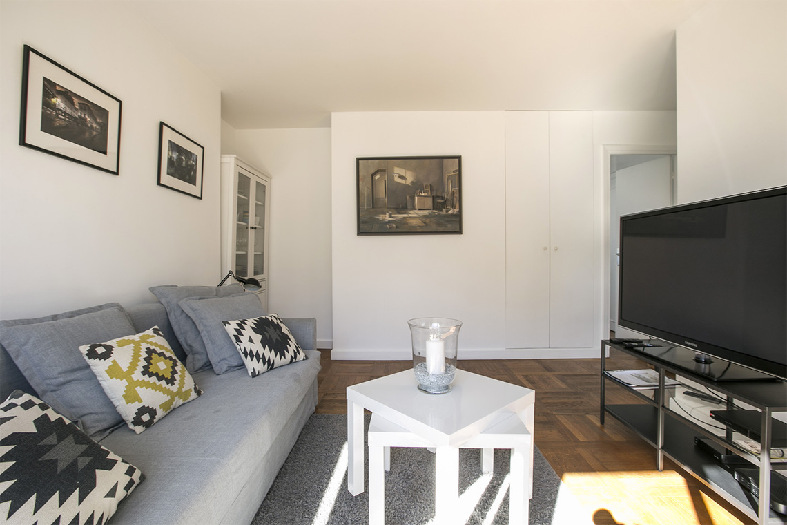 Apartamento Paris Rue Chanzy 3