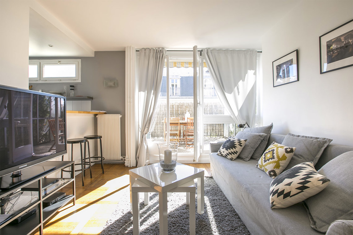 Apartamento Paris Rue Chanzy 4